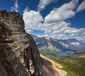 Parque glacier — Foto Stock