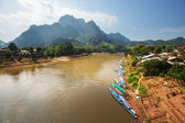 Vang Vieng — Stock Photo