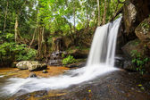 Waterfall in Cambodia — Photo