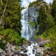 Waterfall in Raineer — Stock Photo