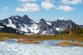 Mt.Baker area — Stock Photo