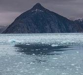 Lodowiec na alasce — Zdjęcie stockowe