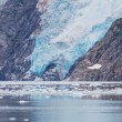 Stock Photo: Glacier on Alaska