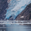 Glacier on Alaska — Stock Photo