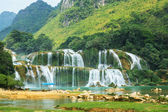 Cascata in vietnam — Foto Stock