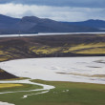IJsland — Stockfoto