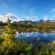 Lake on Alaska — Stock Photo #17687713