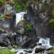 Waterfall on Alaska — Stock Photo #18018509