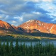 Mountains on Alaska — Stock Photo #18947117