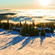 Winter mountains — Stock Photo #19174887