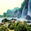 Waterfall in Vietnam — Stock Photo #19231697