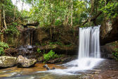 柬埔寨的瀑布 — 图库照片