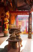 čínský chrám — Stock fotografie