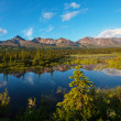 Lake on Alaska — Stock Photo #19606765