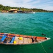 Stock Photo: Boat in Cambodia
