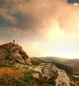ハイキング — ストック写真