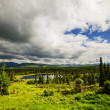 Lake on Alaska — Stock Photo #20693221