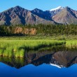 Lake on Alaska — Stock Photo #20693303