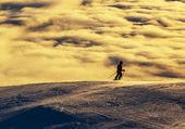 Ski resort — Stockfoto