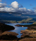 Flaming gorge — Stockfoto