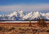 Grand Teton — Stock Photo
