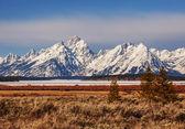 Grand Teton — Stock Photo