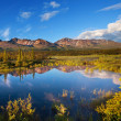 Lake on Alaska — Stock Photo #21130765
