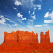 Monument Valley — Stock Photo #21706369