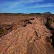 Volcanic landscapes — Stock Photo