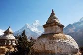ネパールの仏舎利塔 — ストック写真