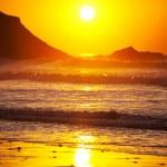 tramonto mare — Foto Stock #22155265