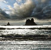 Ocean coast — Stock Photo