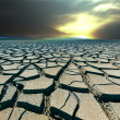 Drought land — Stock Photo #26300455