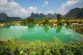 Paesaggi vietnamiti — Foto Stock