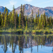 Lake on Alaska — Stock Photo #26863925