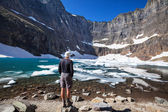 Ledovec park — Stock fotografie