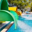 Aquapark — Stock Photo