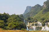 Waterfall in Vietnam — Stock Photo