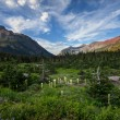 Glacier Park — Stock Photo #27655829