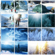 Winter sport — Stock Photo #28194587