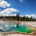 Yellowstone — Stock Photo #28607849
