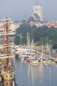Sea in Tallinn — Stock Photo