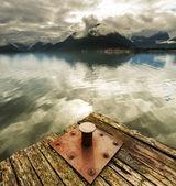 Kuzey norveç — Stok fotoğraf