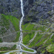 Stock Photo: Trollstigen