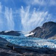 Stock Photo: Glacier in Norway
