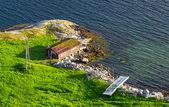 Paesaggi della norvegia — Foto Stock