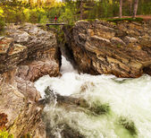River in Norway — Stock Photo