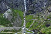 Trollstigen — Stock Photo