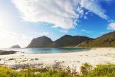 Beach on Lofoten — Stock Photo