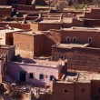Moroccan village — Stock Photo